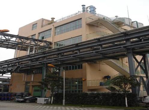 青岛枣庄某工厂车间钢结构加固项目