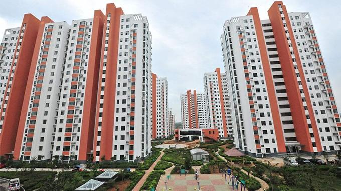 山东某市高层住宅楼灌注桩基础沉降加固提升工程项目