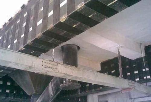 包钢加固结构及工程施工是怎样参照的