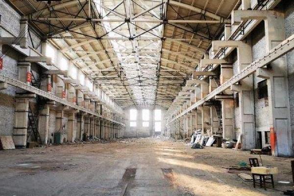 山东青岛2020年老旧厂房改造方案