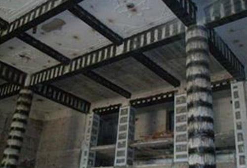 预应力钢绞线加固创新技术怎么用在楼梯上
