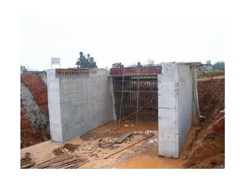 混凝土结构盖板涵洞施工技术