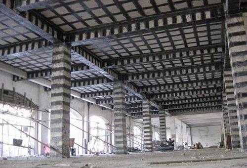 混凝土加固施工需要注意的一些问题