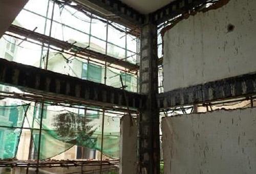 工程建筑中钢结构加固的几个方法