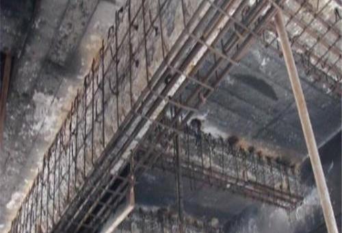 混凝土受弯构件正截面增大截面加固及施工工艺
